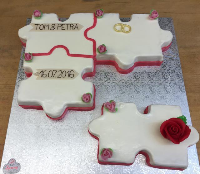 Puzzle-Torten